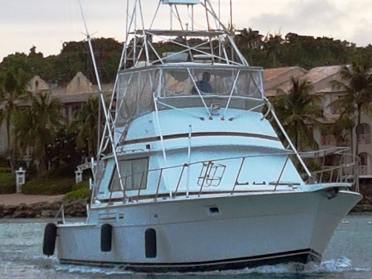 42 ft Bertram - Reel Crazy Too